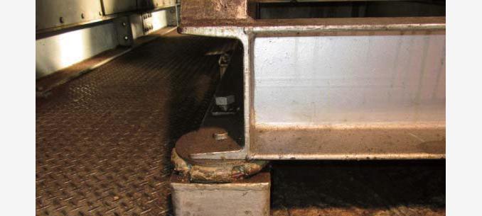 振動・騒音対策のポイント1 ビフォアー写真