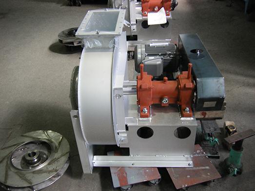 標準ターボブロアファン5型シリーズ